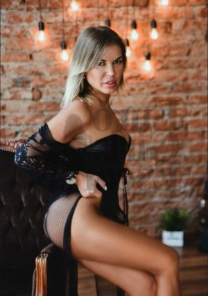 Isaure live escorts and nuru massage