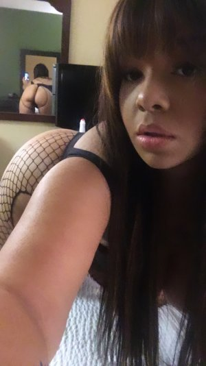 Leiya erotic massage in DeRidder Louisiana and live escort